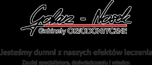 Logo gabinetu ortodontycznego Agnieszki Golarz Nosek - Ortodonta Kraków